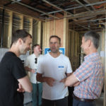 Naikoon Contracting Open house, Core CLT construction and passive house in Vancouver